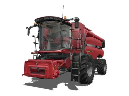 Axial-Flow x 230 - 7230 (2011 - 2014)