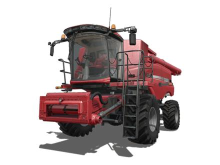 Axial-Flow xx 10 - 8010 (2003 - 2008)